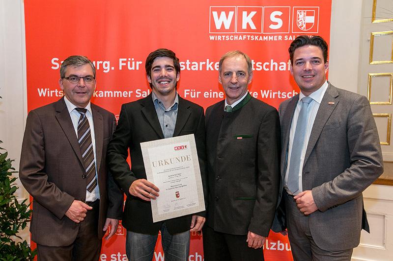 Rauchfangkehrermeister_Dominik_Kar_Baier - Wirtschaftskammer Salzburg