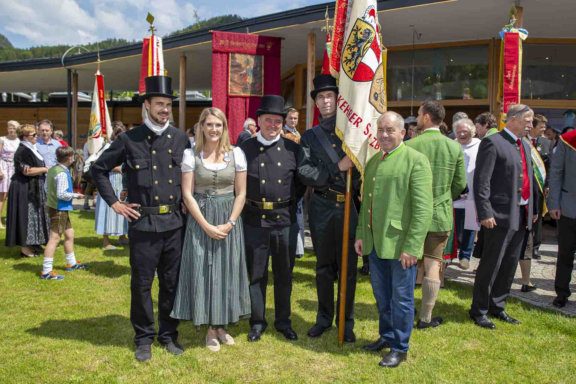 86. Bundestagung der Hafner am 01.06.2019 in St. Gilgen